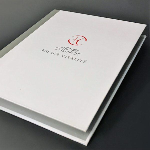Faldone anelli SPA Relais Franciacorta, 150 pcs